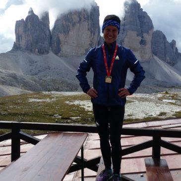 Südtirol 3 Zinnen Alpin Run 2018